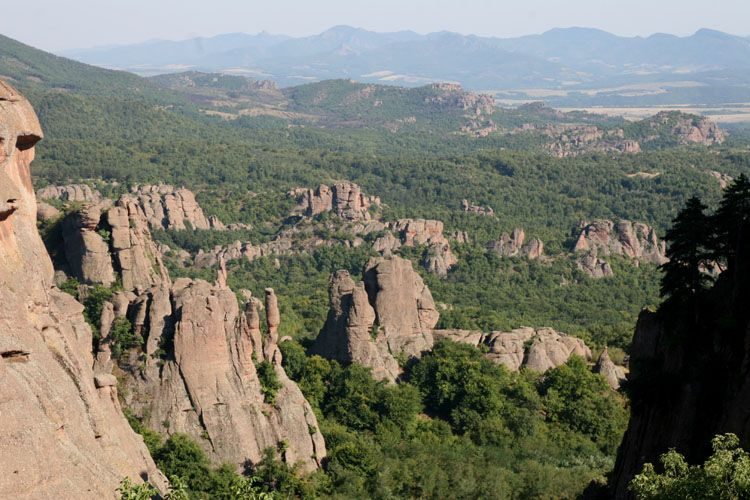 belogradchik in bulgaria